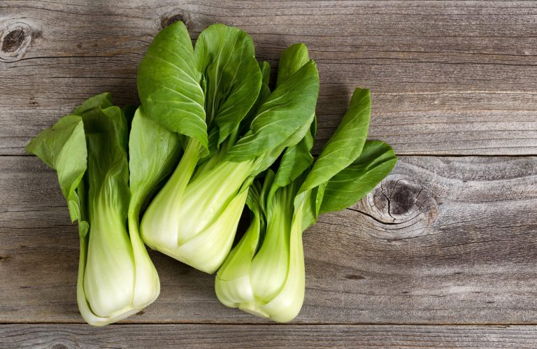 9 benefits of Bok Choy Helps to nourish the eyes And strengthen bones !!