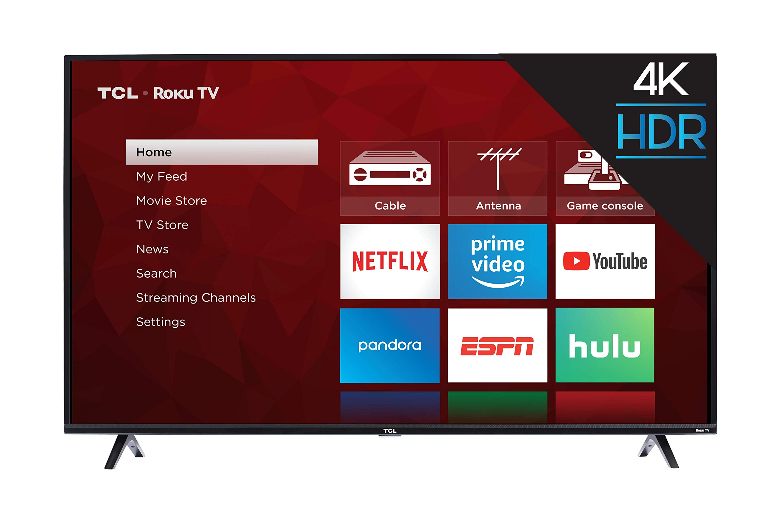 TCL 50S425 Review