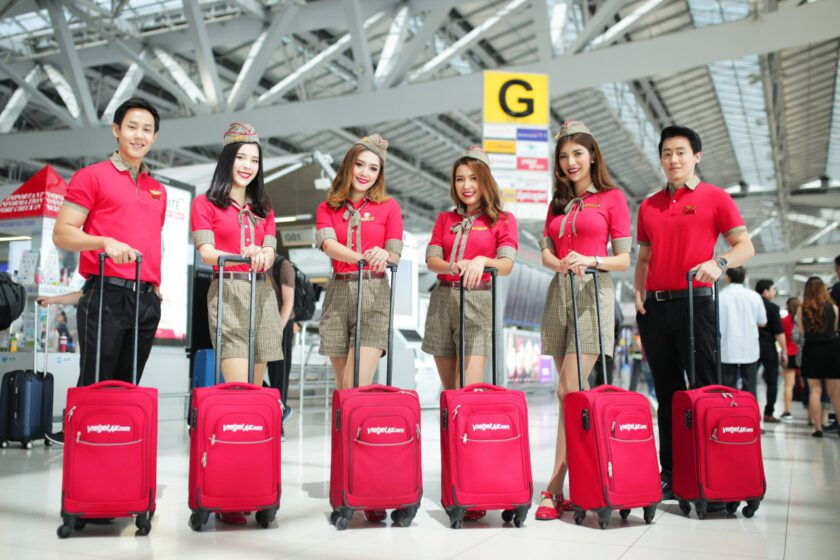 THAI VIET JET LAUNCHES PROMOTIONAL FLIGHTS STARTING AT 9 BAHT FOR TRAVELING AFTER THE COVID-19 PERIOD.